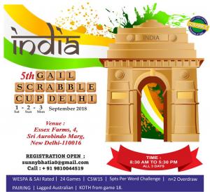 Delhi 2018
