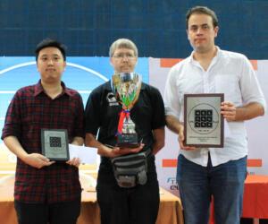 The Winners Three